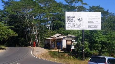 Ini, 12 Desa di Blitar yang Diprediksi Terdampak Tsunami