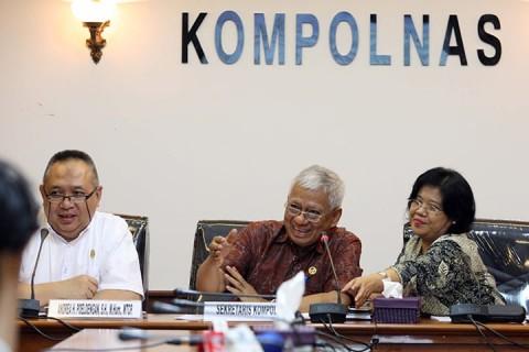Eks Komisioner Kompolnas Dicalonkan Jadi Ketua Komisi Pengawas AAI