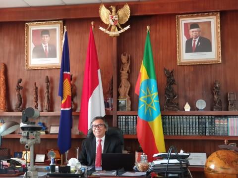 Diplomasi Digital Indonesia di Ethiopia Disebut Mengalami Perkembangan Pesat