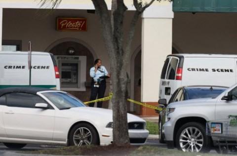 Pria AS Tembak Mati Seorang Wanita dan Anak Kecil di Supermarket