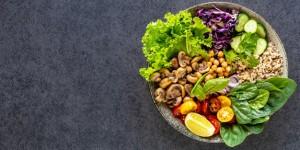 Agar Tetap Fit, Ini 5 Makanan yang Disarankan untuk Penganut Diet Vegan
