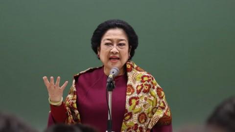 Megawati Terima Gelar Profesor Kehormatan Unhan Hari Ini