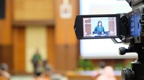 Sri Mulyani: Jangan hanya Andalkan APBN untuk Atasi Masalah Perubahan Iklim