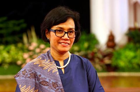 Sri Mulyani Andalkan Sejumlah Instrumen Tangani Perubahan Iklim