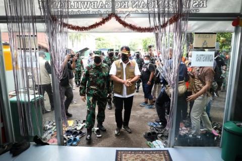 Satgas Antispasi Lonjakan Kasus Covid-19 dari Bangkalan