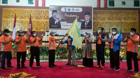 UIN Imam Bonjol Juara Umum PKM PTKIN se-Sumatra