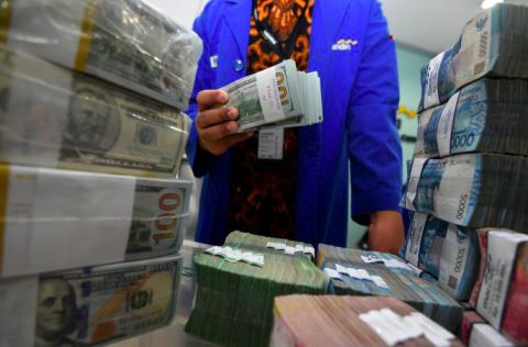 Wow! Pasar Keuangan RI Kebanjiran Dana Asing Rp10,54 Triliun