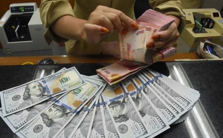 Imbas Kenaikan Inflasi di AS, Rupiah Salip Dolar