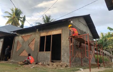 400 Rumah Tak Layak Huni Dapat Bantuan Rp8 Miliar