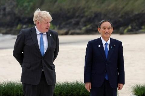 PM Inggris Dukung Keberlangsungan Olimpiade Tokyo