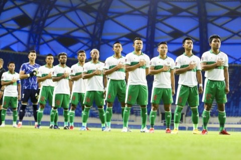 Indonesia Dibantai UEA pada Laga Penutup Kualifikasi Piala Dunia