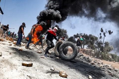 Remaja Palestina Tewas Ditembak Pasukan Israel di Tepi Barat