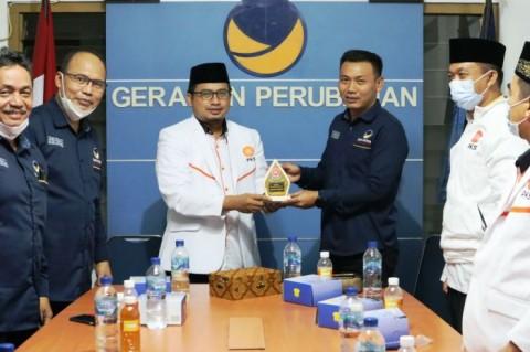 NasDem-PKS Buka Peluang Koalisi Pilkada Kota Yogyakarta 2024