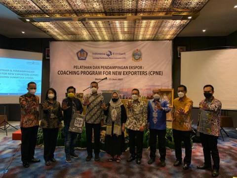 LPEI Dorong Pelaku UKM Medan Bidik Pasar Ekspor