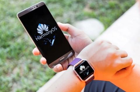 Huawei HarmonyOS Sudah Punya 134 Ribu Aplikasi