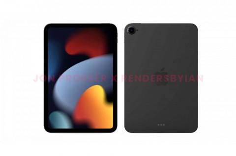 iPad Mini Baru Berukuran Lebih Kecil dari iPad Air