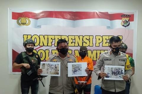Satgas Nemangkawi Tangkap Anggota KKB Guspi Waker