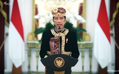 Jokowi: Kemampuan Menangani Pandemi Kunci Pemulihan Bali