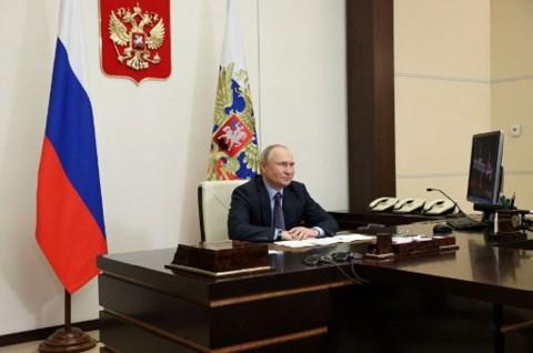 Putin Sebut Hubungan AS-Rusia Berada di Titik Terendah