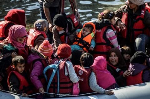 Turki Selamatkan 35 Pencari Suaka di Laut Aegea
