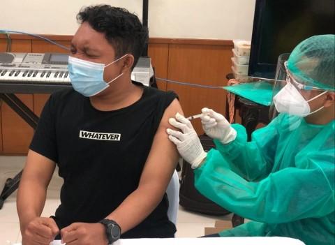 20 Juta Orang Telah Disuntik Vaksin Covid-19 Dosis Pertama