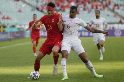 Euro 2020: Wales Tahan Imbang Swiss