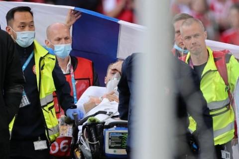 Update Kondisi Christian Eriksen: Sudah Stabil dan Dapat Perawatan Intensif di Rumah Sakit