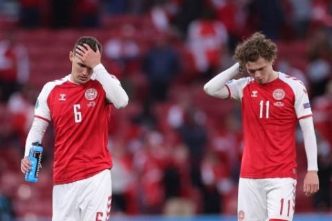 Setelah Eriksen Kolaps, Denmark Jadi Kalah dari Finlandia