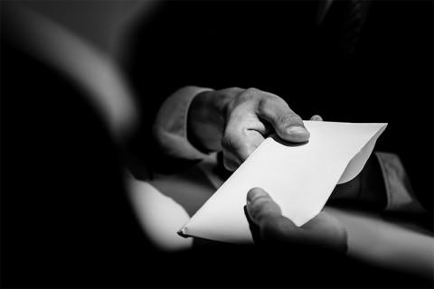 KPK Mengulik Cara Angin Prayitno Bermain Pajak