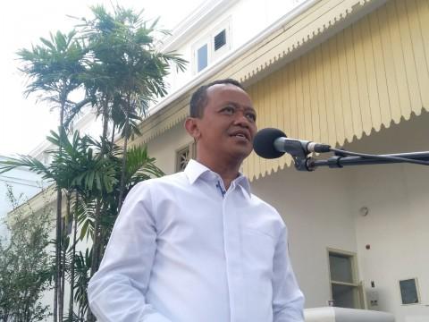 Menteri Bahlil Cek Langsung Kesiapan KEK Bitung