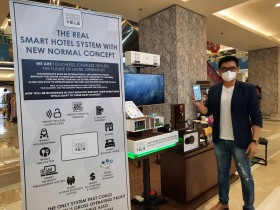 Digitels Ciptakan Solusi Ekosistem Smart Hotel Praktis