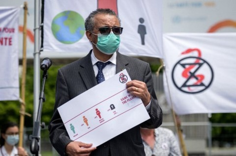 WHO Tegaskan Donasi 1 Miliar Vaksin Covid-19 dari G7 'Tidak Cukup'