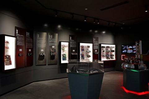Colorful dan Nvidia Ciptakan Museum GPU