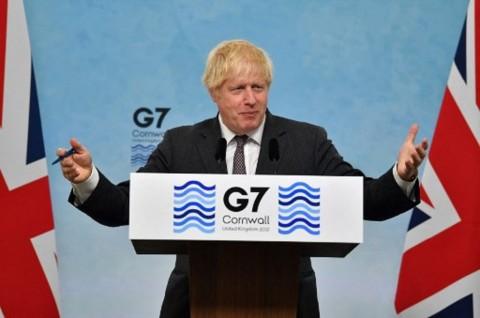 G7 Berjanji Segera Salurkan 1 Miliar Vaksin Covid-19