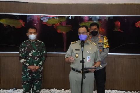 Keterisian RS Rujukan 75%, Anies: Jakarta Memasuki Fase Genting