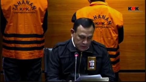 Ketua KPK Tegaskan Bukan Kuda Troya
