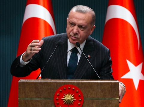 Populer Internasional: Jelang Pertemuan Erdogan-Biden Hingga Kiprah RI di Konferensi Buruh