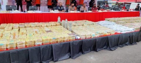 Kapolri: Di Tengah Pandemi, Peredaran Narkoba Sangat Tinggi
