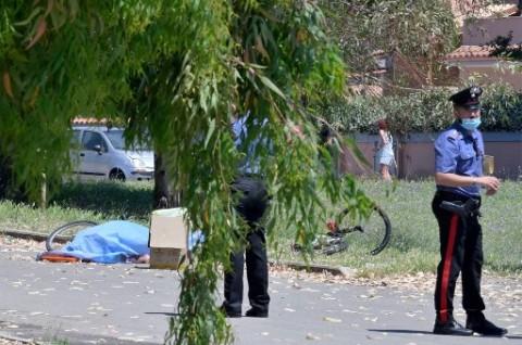 Penembakan Mengguncang Italia, 2 Anak dan Seorang Pria Tua Tewas