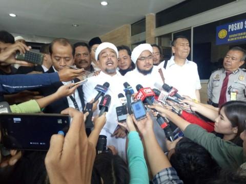 Jaksa: Pleidoi Rizieq Terlalu Banyak Curhat dan Bertele-tele