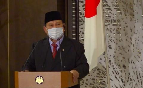 Prabowo Ungkap <i>Mark Up</i> di Kemhan, Demokrat Desak KPK Audit