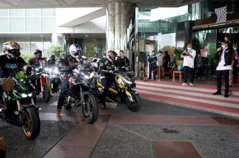 Wonderful Ride, Cara Komunitas Motor Bantu Pemulihan Ekonomi
