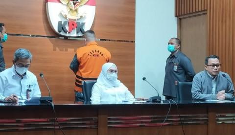 KPK Tahan Direktur Adonara Propertindo
