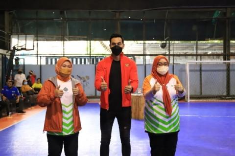 Menaker: Persoalan Buruh-Pengusaha Bisa Diselesaikan di Lapangan Futsal