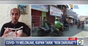 Tanda-tanda Indonesia Harus Segera Tarik Rem Darurat