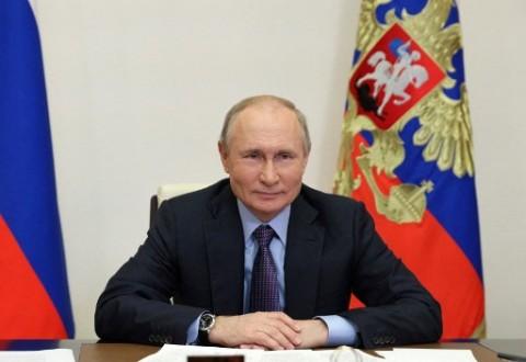 Selamati Bennett, Putin Dorong Kerja Sama Konstruktif Rusia-Israel
