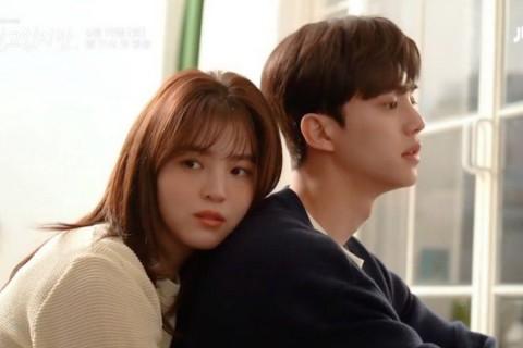 Mesranya Song Kang dan Han So Hee di Balik Layar Drama Nevertheless