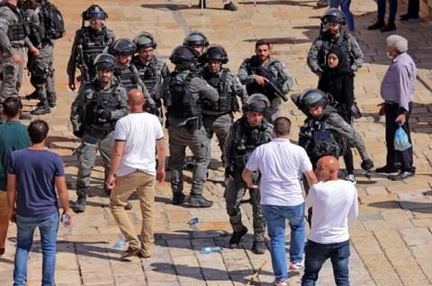 Pemerintah Baru Israel Izinkan Pawai Kontroversial di Yerusalem
