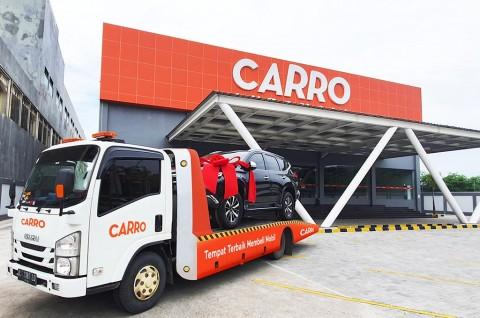 Bisnis Mobil Bekas Makin Sengit, Carro Dapatkan Status Unicorn