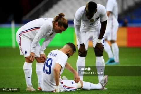 Prakiraan Susunan Pemain Prancis vs Jerman